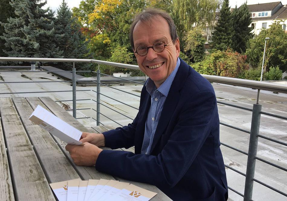 Ludolf Kolsdorf ist der Vorsitzende des Vereins.